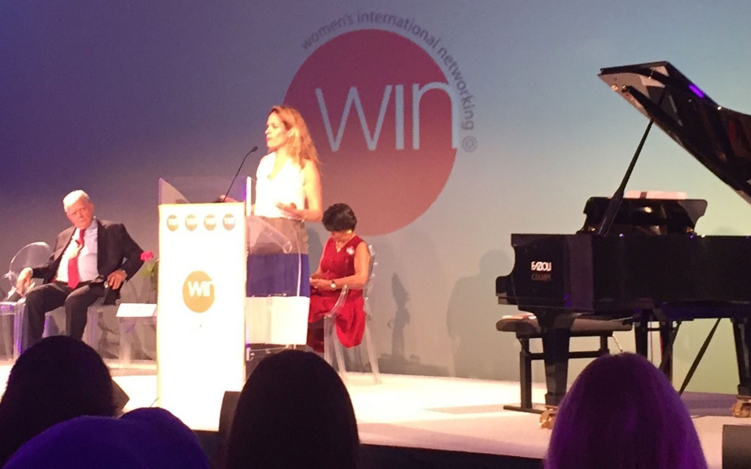 The Global WINConference 2015