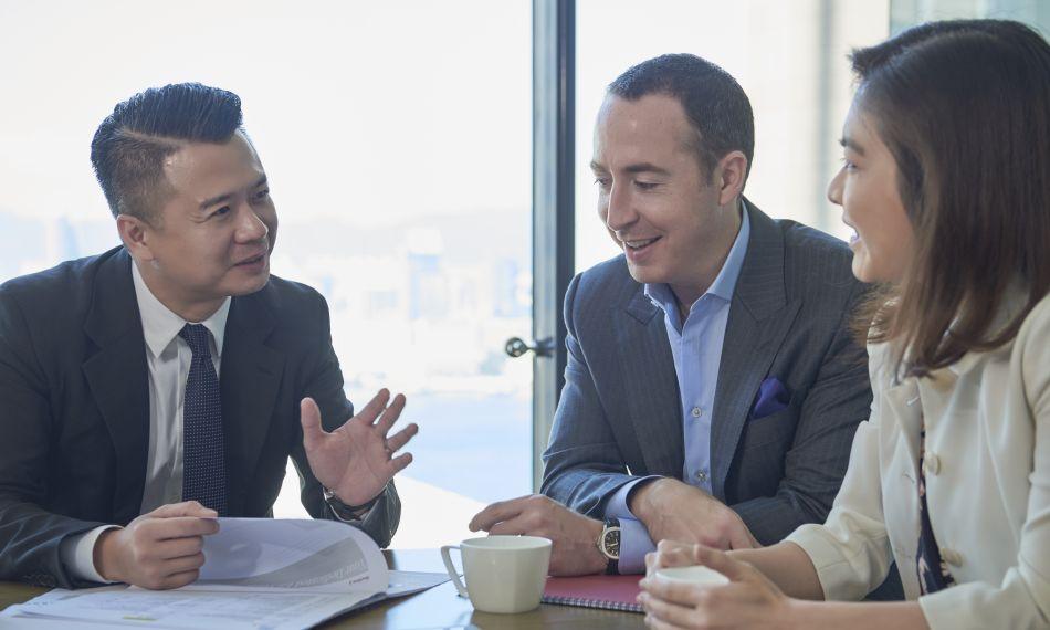 General Counsel Roundtable – Hong Kong, Shanghai, Beijing