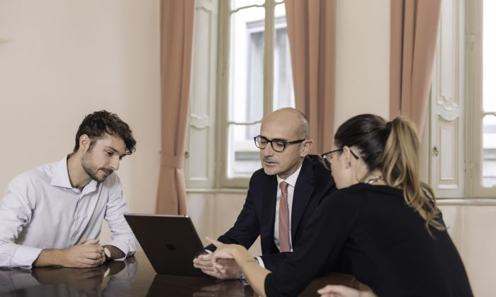 "Italy: ""In The Boardroom"" Director Development"