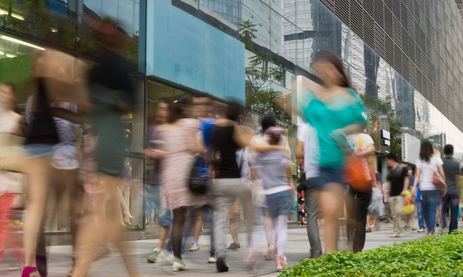 Hiding in Plain Sight: Accelerating Disruption of China's Retail Landscape