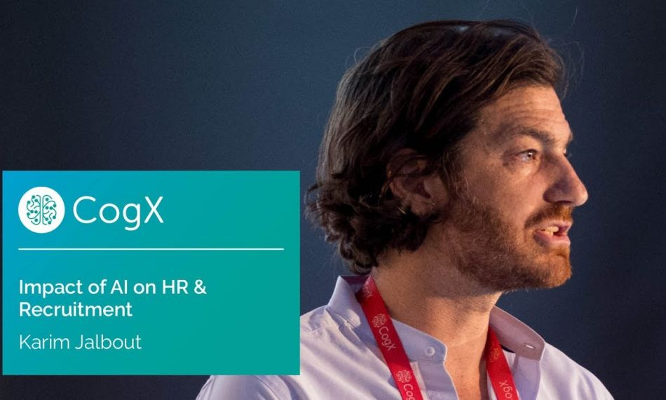Karim Jalbout, Egon Zehnder on Impact of AI in HR & Recruitment | CogX17 Highlights