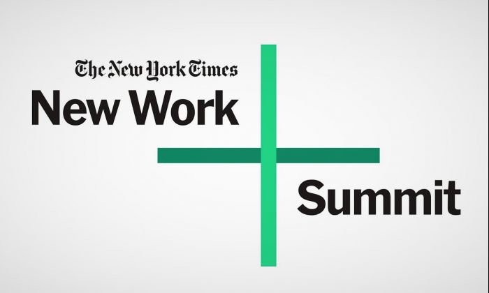 Notes from The New York Times' New Work Summit