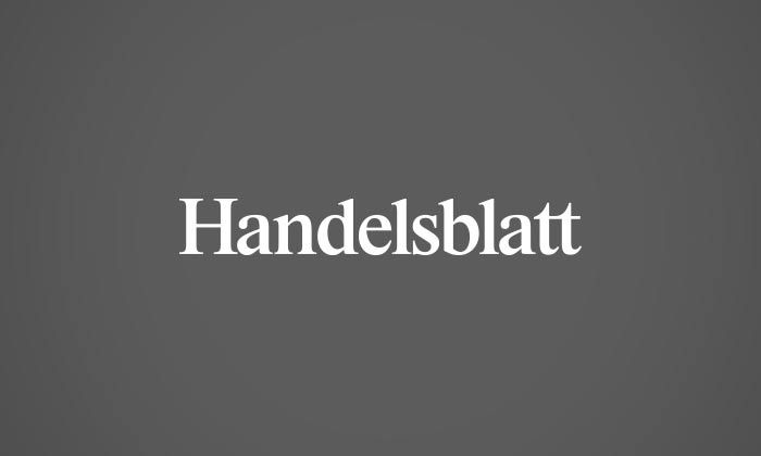 """Handelsblatt – Michael Ensser: """"Führung ist ein großes strategisches Thema."""