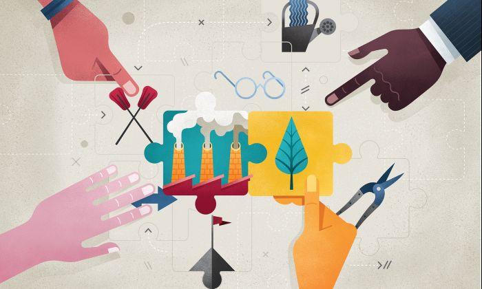 Meister der Vernetzung – zur Rolle des CMO in Zeiten der digitalen Transformation