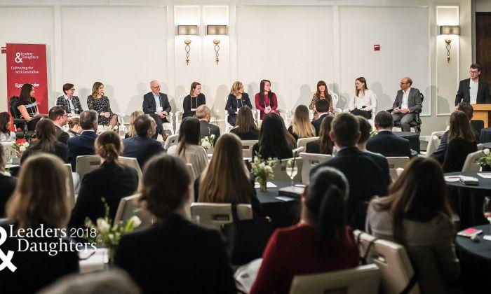 Leaders & Daughters, Montreal, 2018