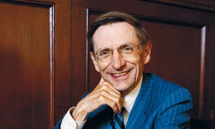 Interview with Ashoka Founder Bill Drayton