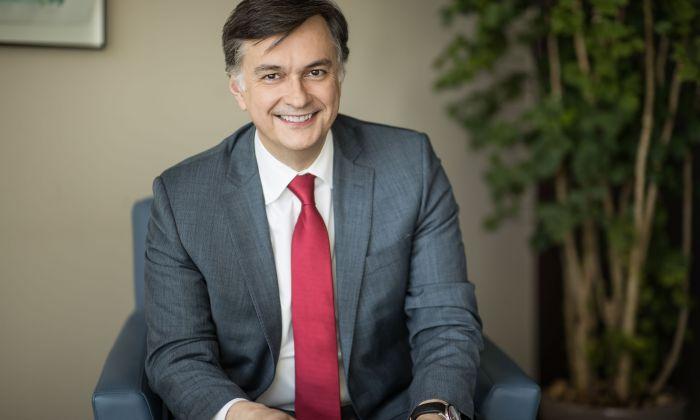 Edilson Camara Appointed as Egon Zehnder Chief Executive Officer