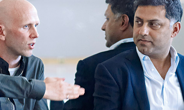 Dialogue - Choreographer Wayne McGregor speaks with Google executive Nikesh Arora