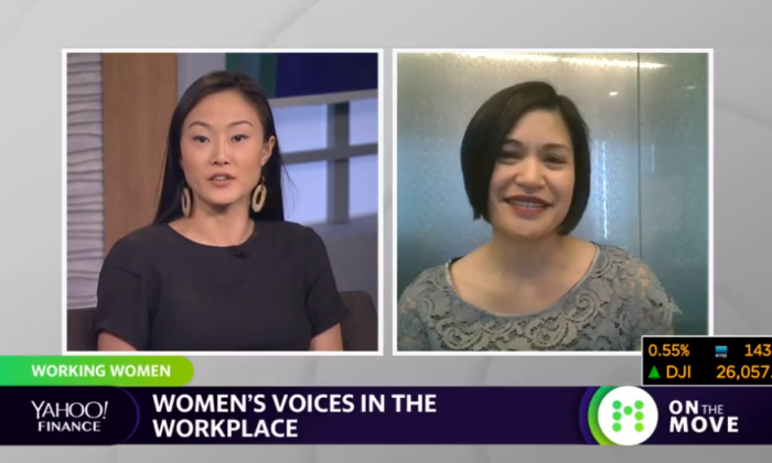Yahoo! Finance — A New Generation of Women Transforms Leadership