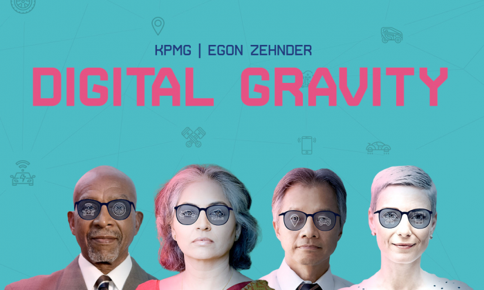 Digital Gravity – A Global Automotive Study (by KPMG and Egon Zehnder)