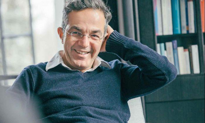 Im Gespräch mit Navid Kermani