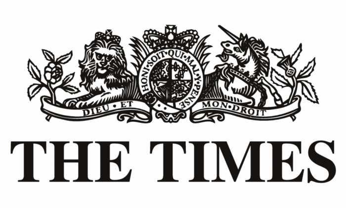 The Times – Today's New Chief Executives Can Set an Example for Us All