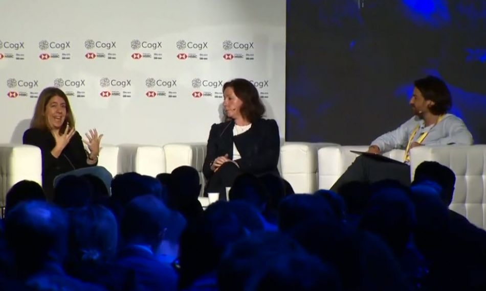 Karim Jalbout at CogX 2019: Leading Through Change