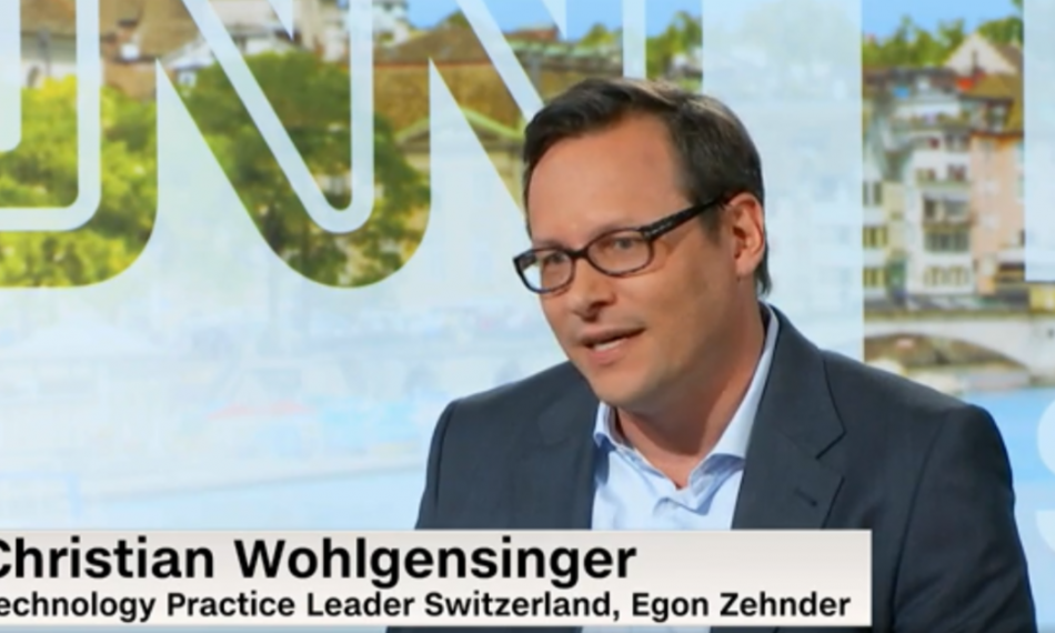 CNNMoney Switzerland - Be nice to the Chief Digital Officer: they could be your next CEO