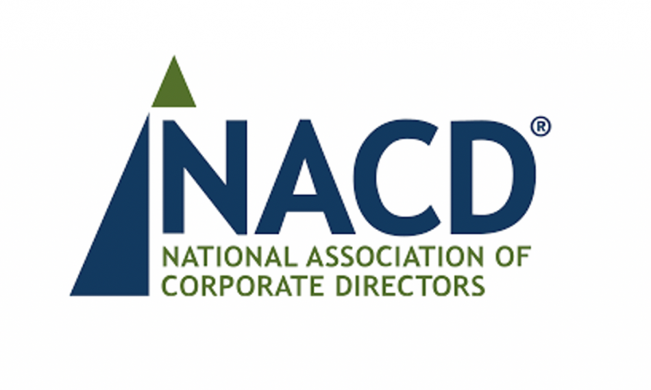 National Association of Corporate Directors – Directorship 100 2020 Honorees