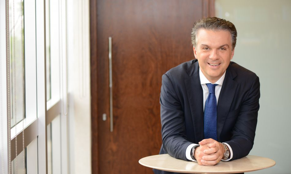 Reflecting on 20 Years at Egon Zehnder