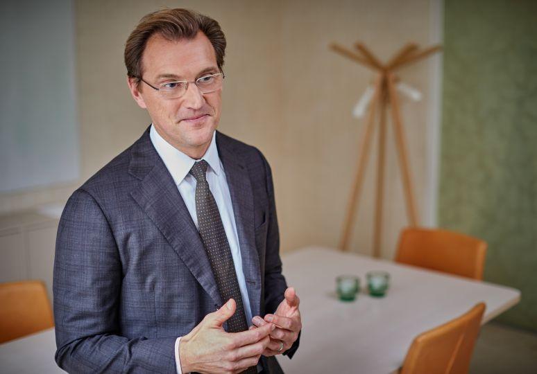 Johan Saarm