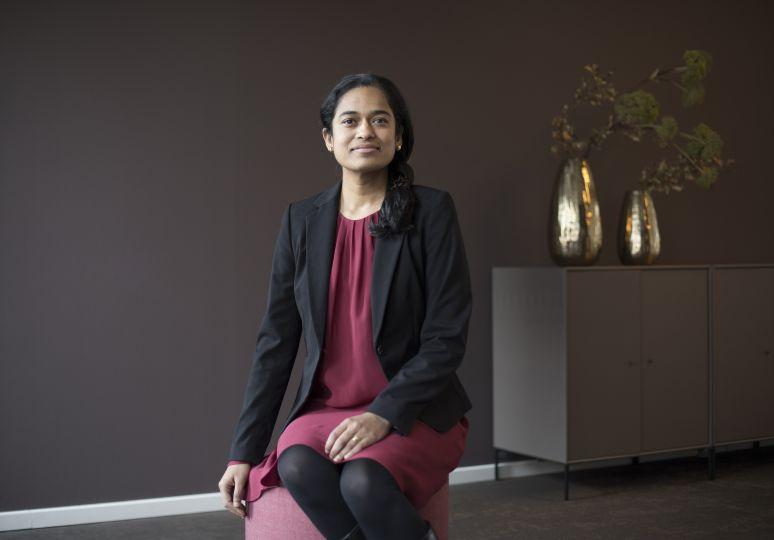Sushmitha Swaminathan