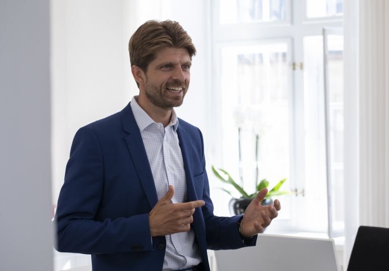 Martin Nordestgaard Knudsen
