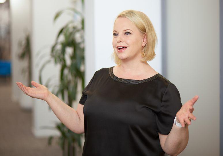 Sari Ståhlberg