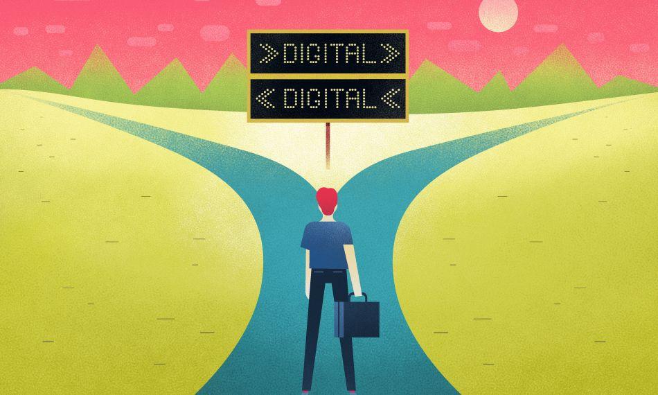 Digitale Transformation: Der menschliche Faktor