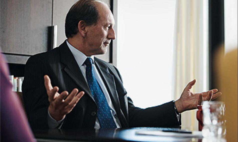 Interview mit Paul Bulcke, CEO Nestlé S.A.