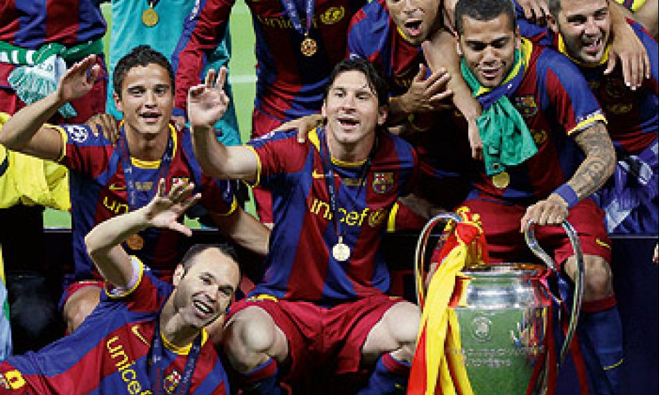 FC Barcelona and its Exemplary Academy La Masia