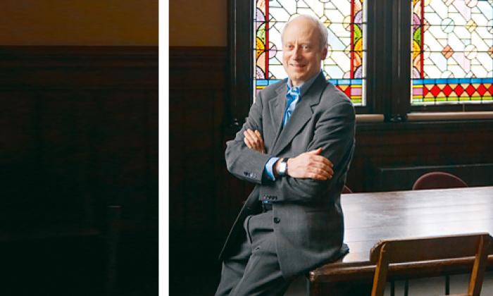 Interview mit dem Philosophen Michael J. Sandel