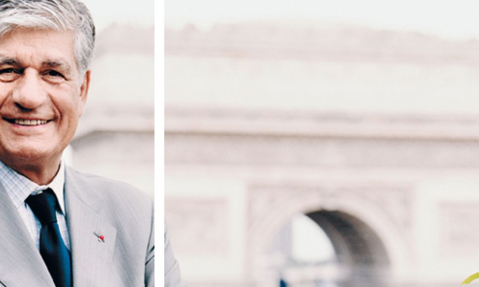 Interview with Publicis CEO Maurice Lévy