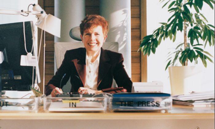Interview mit Wanda Rapaczynski, Agora SA