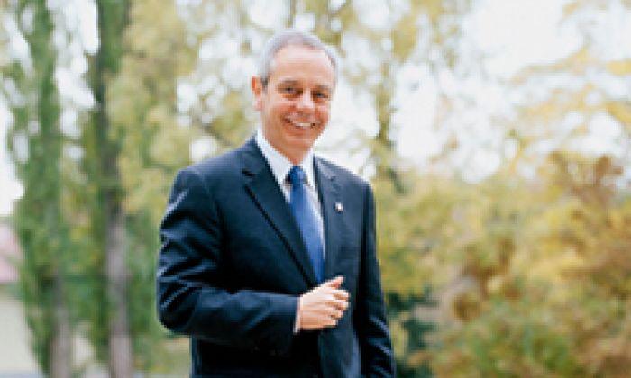 Interview mit Michael Vassiliadis, Vorsitzender IG BCE