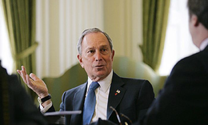 Interview mit Michael Bloomberg
