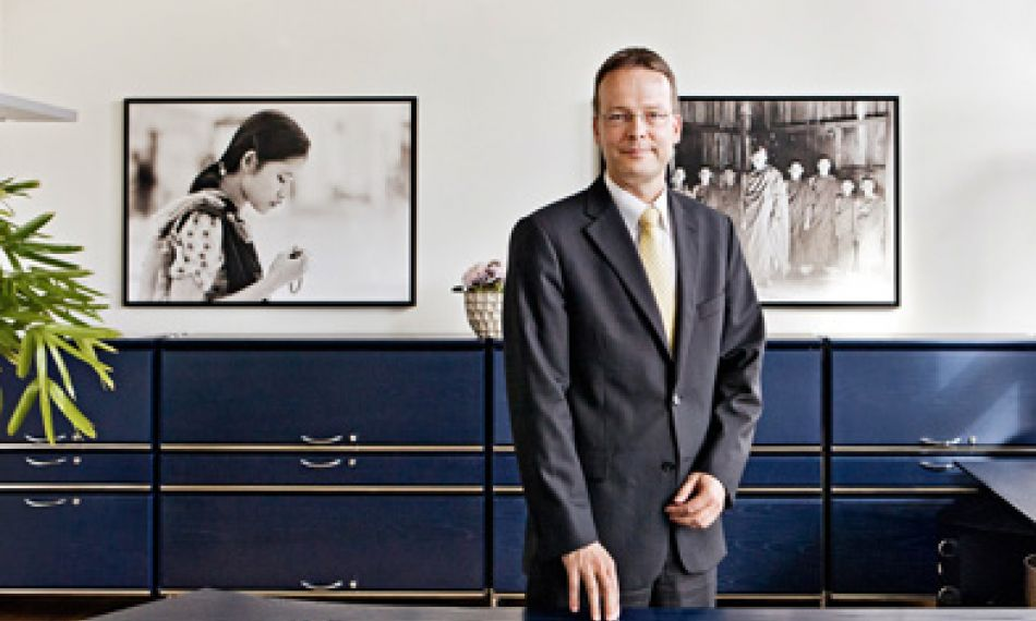 Interview mit Ton Büchner, Sulzer AG