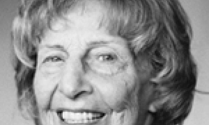 Gespräch mit Margarete Mitscherlich-Nielsen †