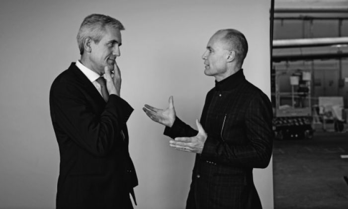 Bertrand Piccard & Ulrich Spiesshofer