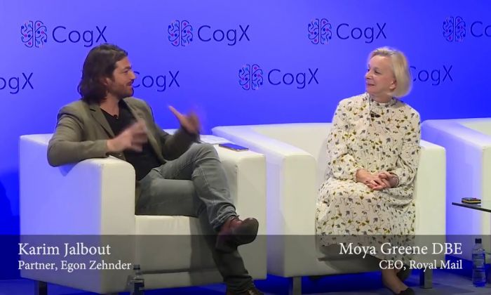 Full CEO Interview | Egon Zehnder's Karim Jalbout from CogX 2018