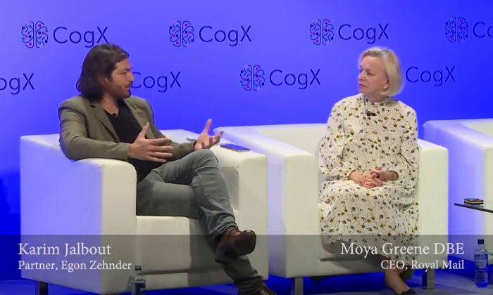 AI & the Future of Work | Egon Zehnder's Karim Jalbout at CogX 2018