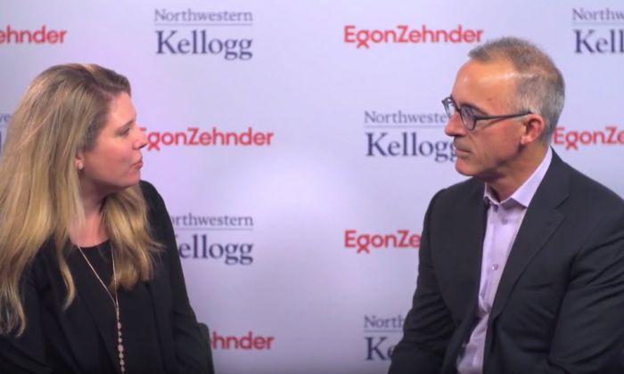 Interview with Kellogg Professor Jim Stengel