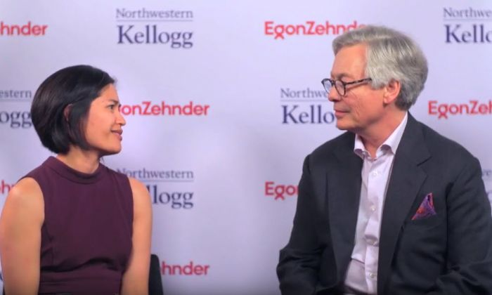 Interview with Kellogg's Greg Carpenter