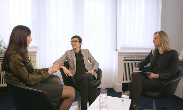 Simone Stebler In Conversation with UBS General Counsel Maria Leistner and Her Mentee on Supporting the Next Generation of Leaders