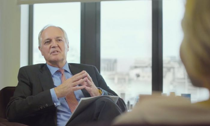 Paul Polman on Corporate's Role in Society