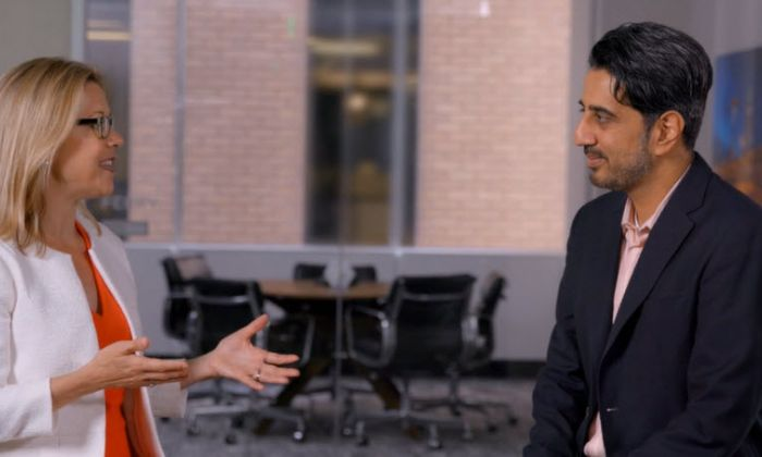 Zaki Fasihuddin Discusses Being a Chief Digital Officer for a Global Corporation