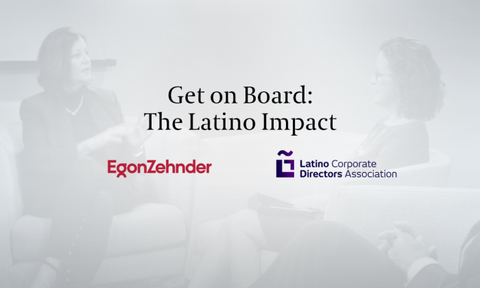 From CEO to Board Director