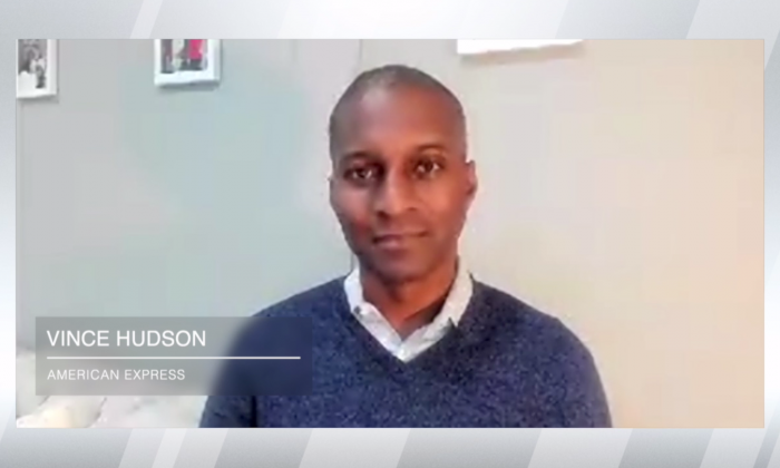 In Conversation with Vince Hudson, SVP Global Brand Strategy and Marketing Operations, American Express