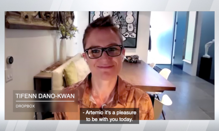 In Conversation with Tifenn Dano-Kwan, CMO of Dropbox