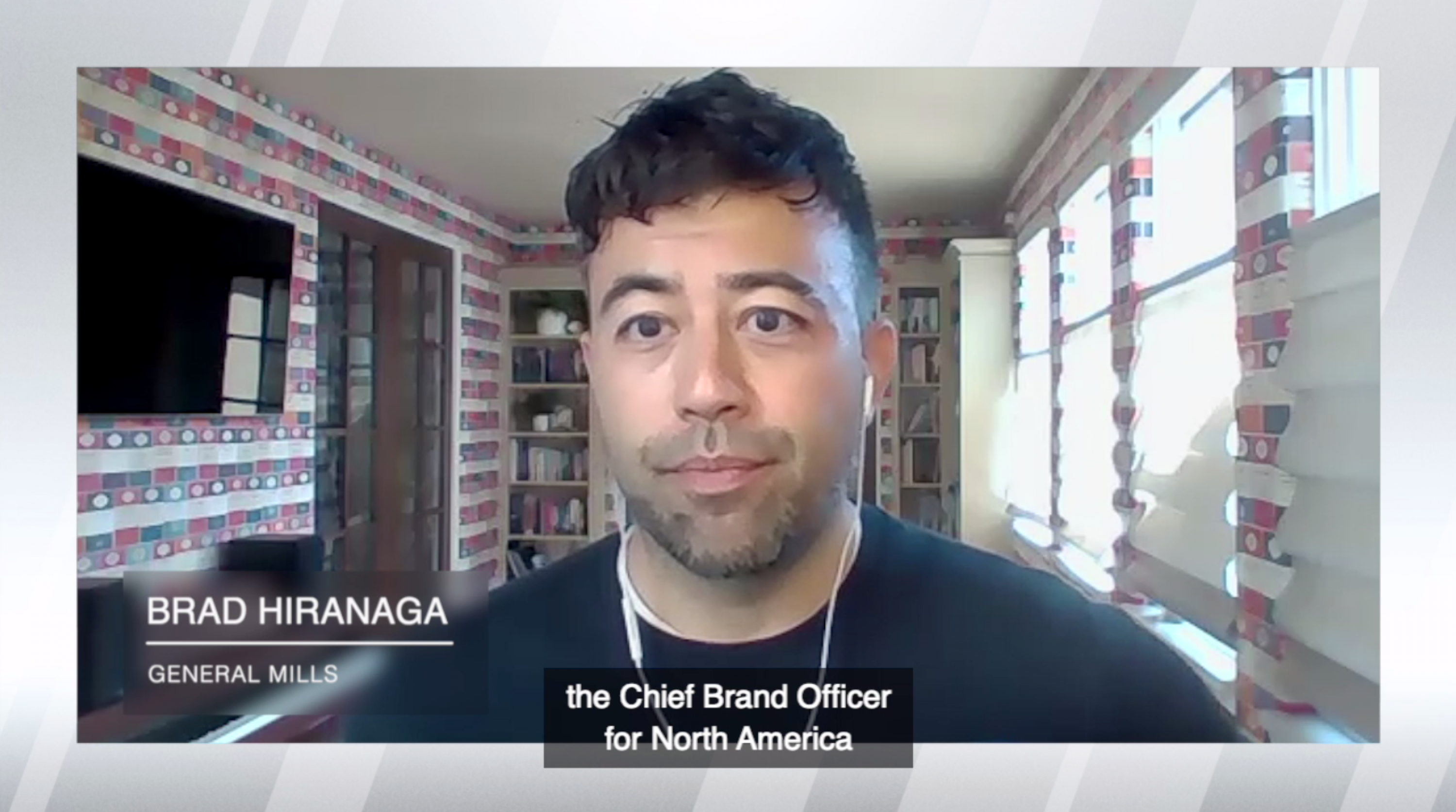 In Conversation with Brad Hiranaga, Chief Brand Officer, North America for General Mills