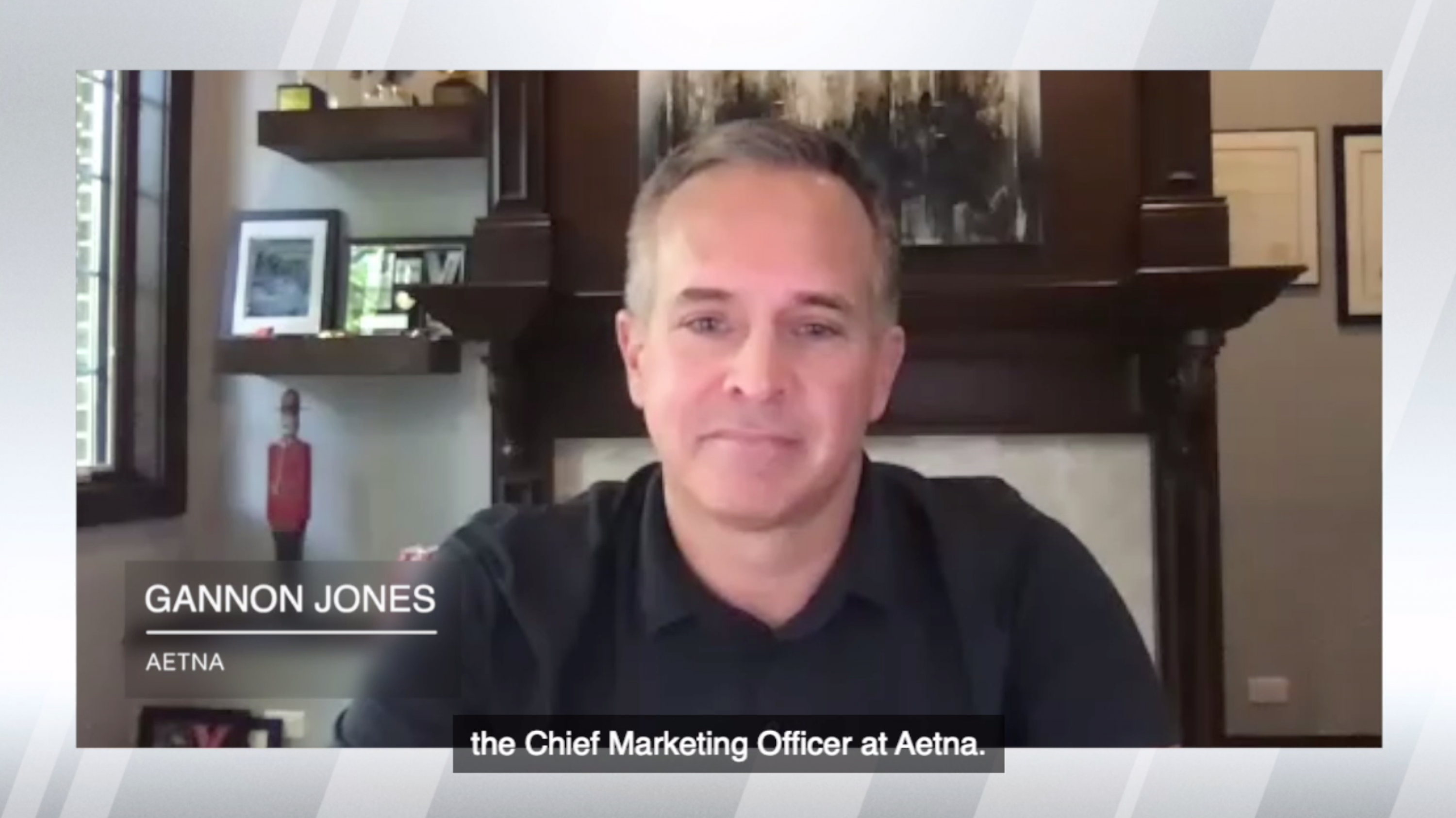 In Conversation with Gannon Jones, CMO of Aetna
