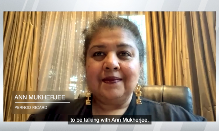 In Conversation with Ann Mukherjee, CEO Pernod Ricard North America