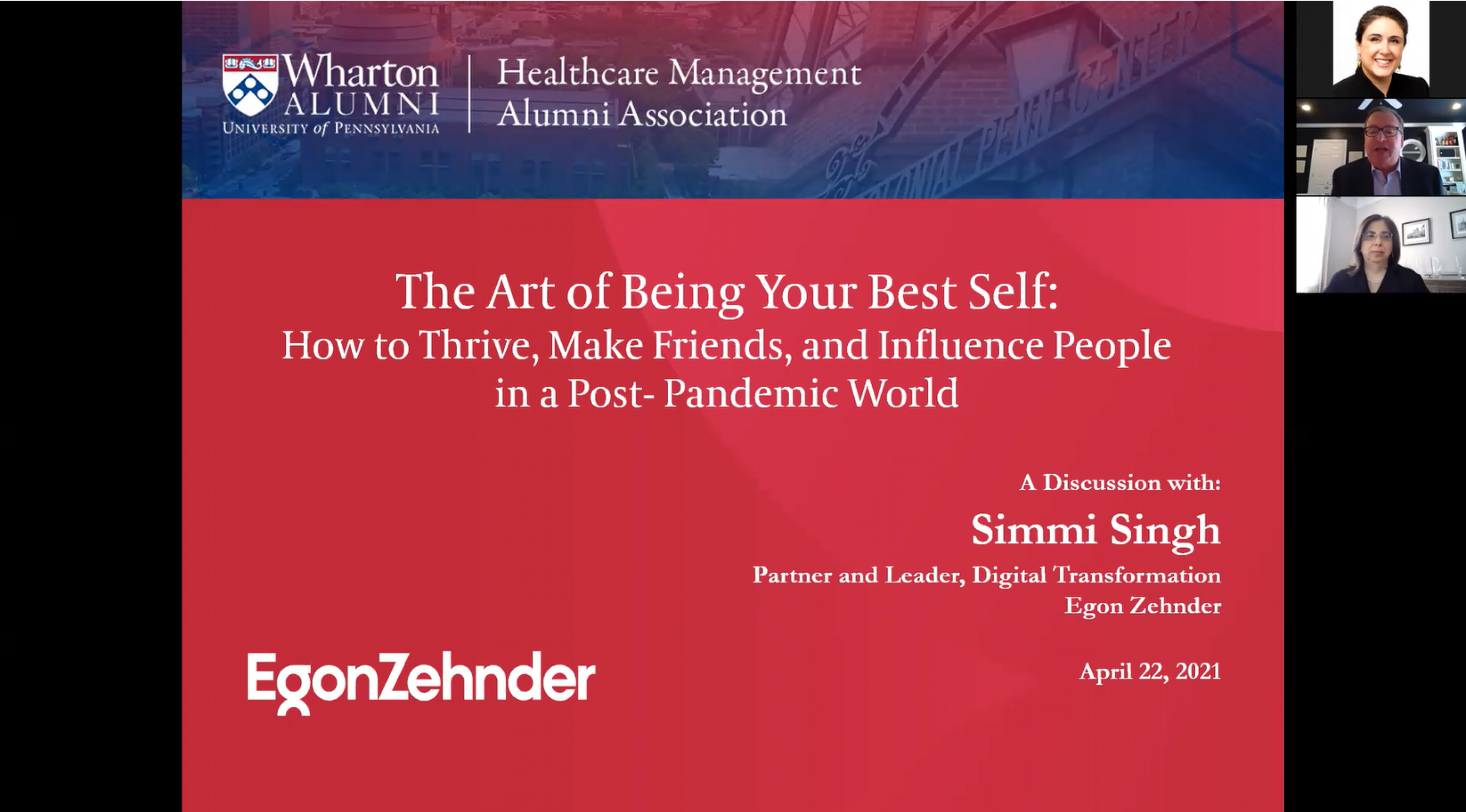 The Art of Being Your Best Self: How to Thrive, Make Friends, and Influence People in a Post-Pandemic World