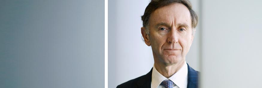 Interview with Stephen Green, HSBC - Egon Zehnder